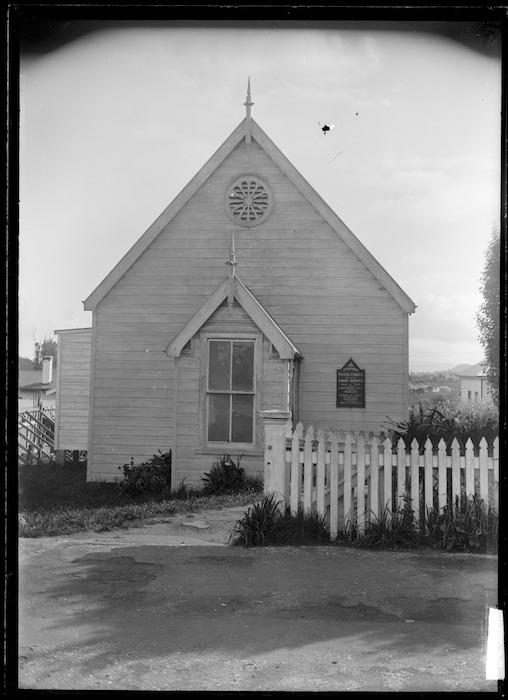 Otahuhu Baptist Church, Otahuhu, Auckland