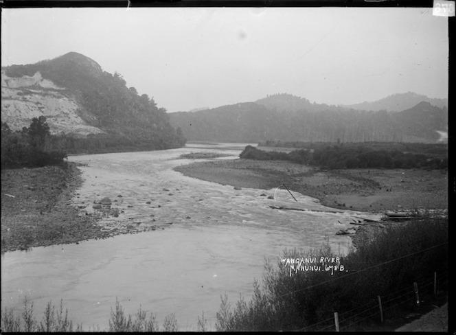 Wanganui River, near Manunui