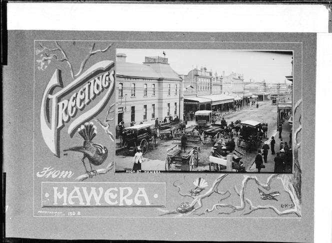 High Street, Hawera