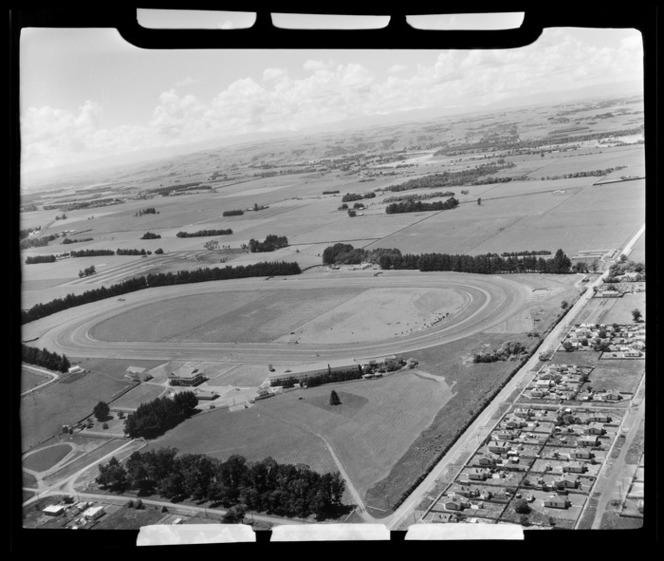 Marton Racecourse, Rangitikei District, Manawatu-Wanganui Region