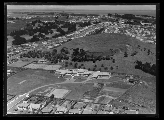 Orphanage, Mount Roskill, Auckland