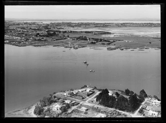 Mangere drainage, Manukau City, Auckland Region