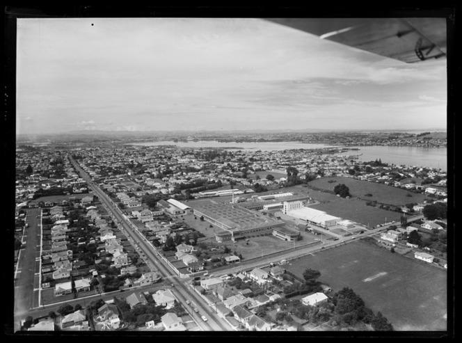Korma Mills, Mount Roskill, and Onehunga, Auckland
