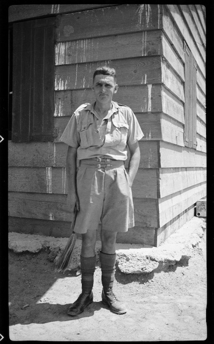 Sergeant John Hinton