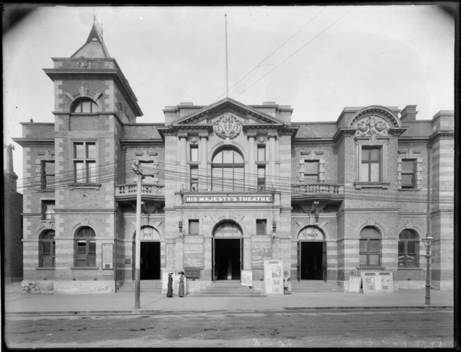 His Majesty's Theatre, Christchurch
