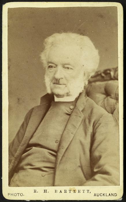 Bartlett, Robert Henry, fl 1875-1880 : Archdeacon Alfred Nesbit Brown (1803-1884)