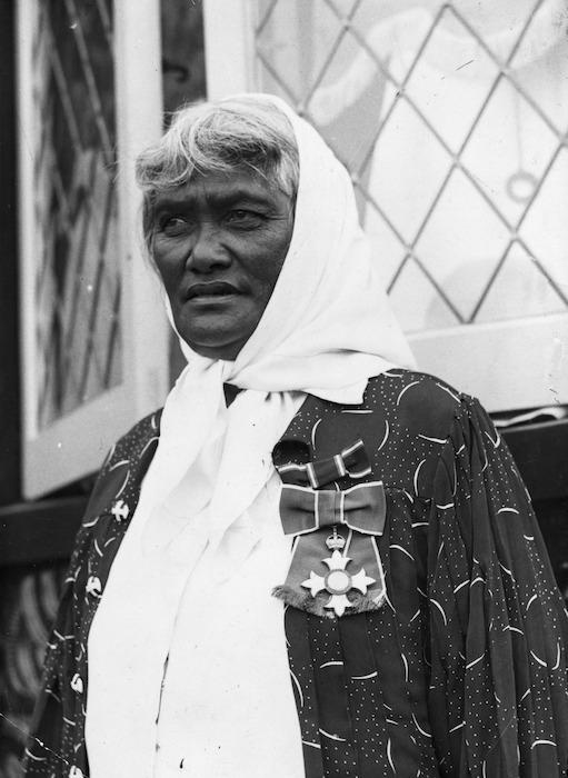 Princess Te Kirihaehae Te Puea Herangi