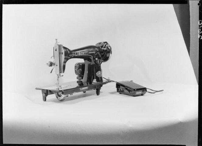 Liberty sewing machine