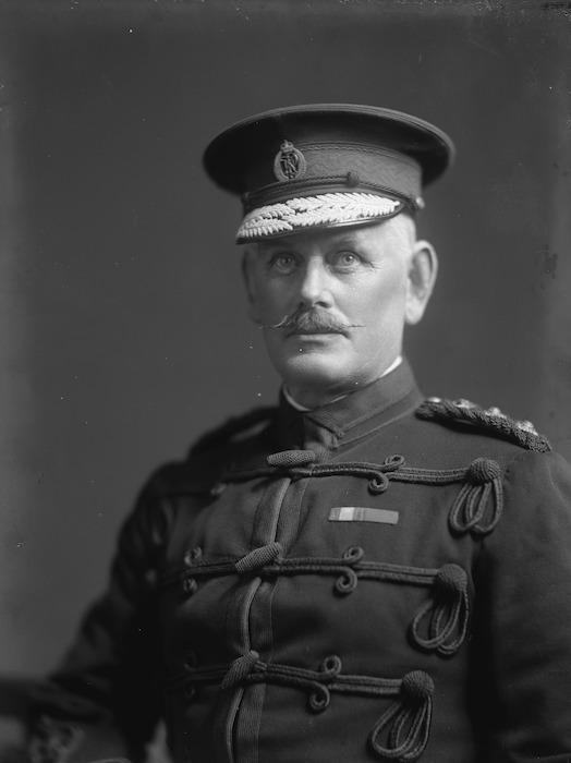 Police commissioner John Cullen