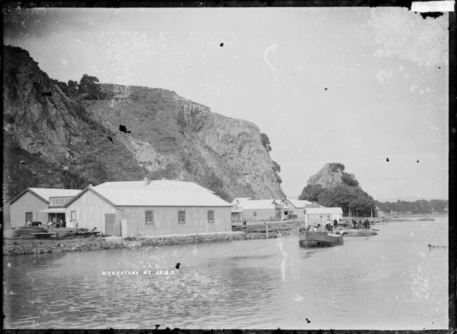 View of Whakatane