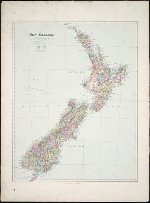 New Zealand [cartographic material].