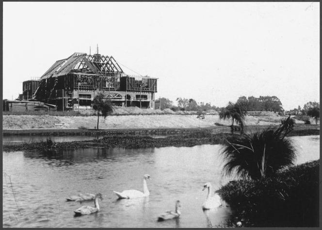 Karewa under construction, Christchurch