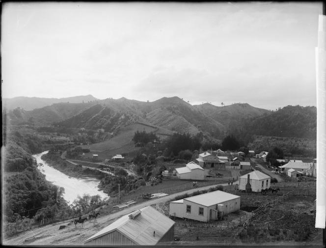 Mangamahu, Wanganui district