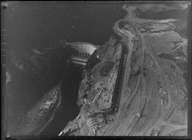 Maraetai, Dam, Waikato River