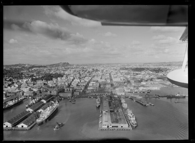 Auckland City, including Harbour
