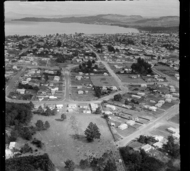 Taupo and Lake Taupo