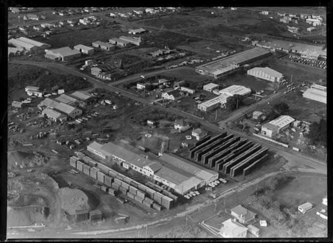 Factories In Mt Wellington Auckland Items National Library Of