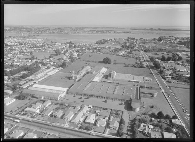 Holeproof Mills, Mt Roskill, Auckland