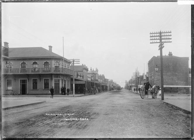 Palmerston Street, Westport