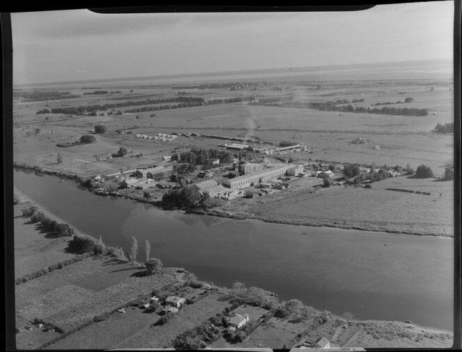Whakatane Board Mills, Bay of Plenty