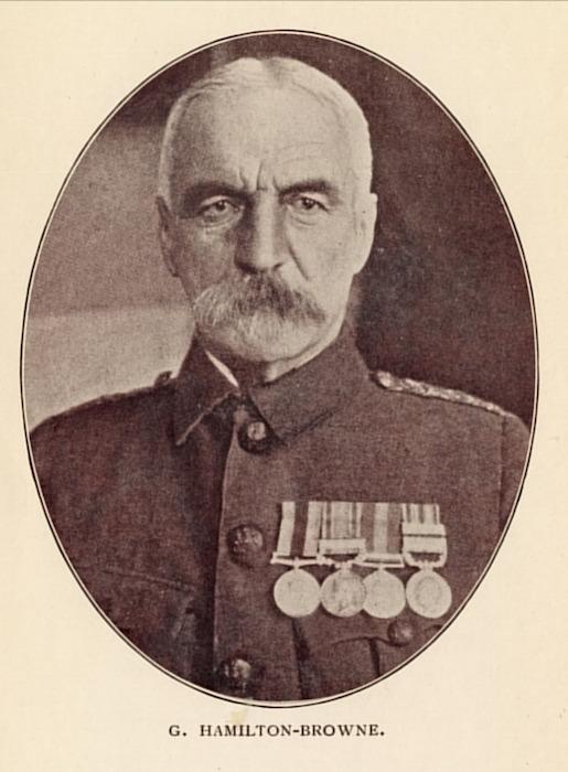 George Hamilton-Browne