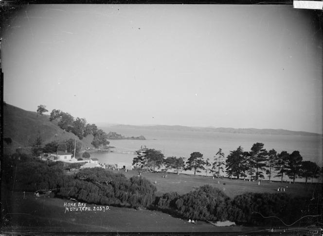 Home Bay, Motutapu Island