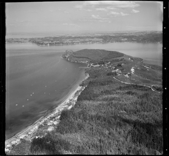 Cornwallis, Puponga Point, and Manukau Harbour, Waitakere City