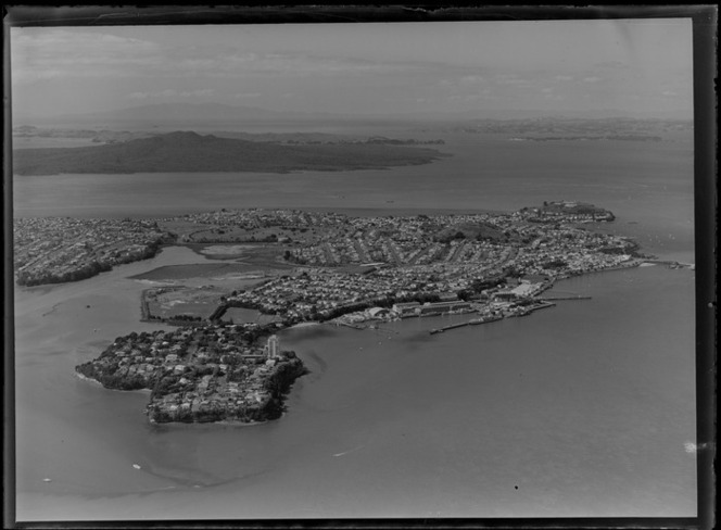 Stanley Bay and Devonport, North Shore, Auckland