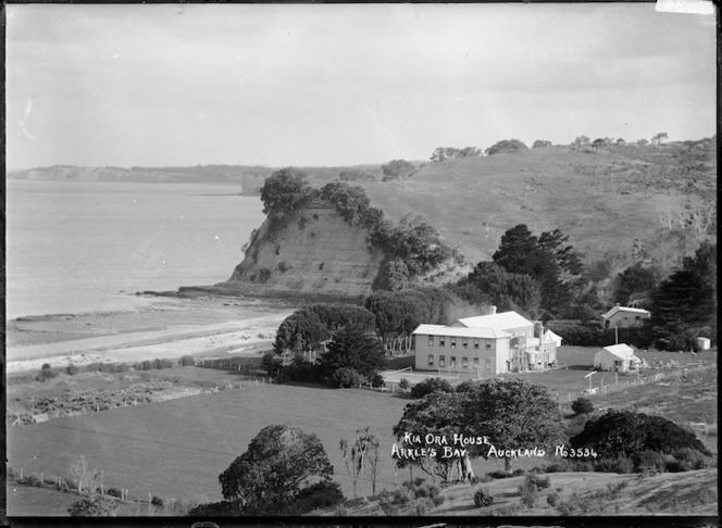 Kia Ora House, Arkles Bay, Auckland