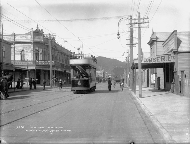 Riddiford Street, Newtown, Wellington