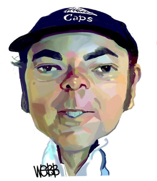Webb, Murray 1947-:Craig McMillan (circa 1997-1999).