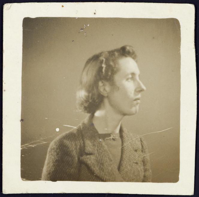 Portrait of Averil Margaret Lysaght