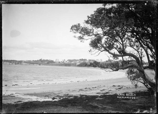 Lake Beach, Takapuna