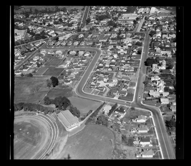 Housing Corporation of New Zealand development, Otahuhu, Auckland