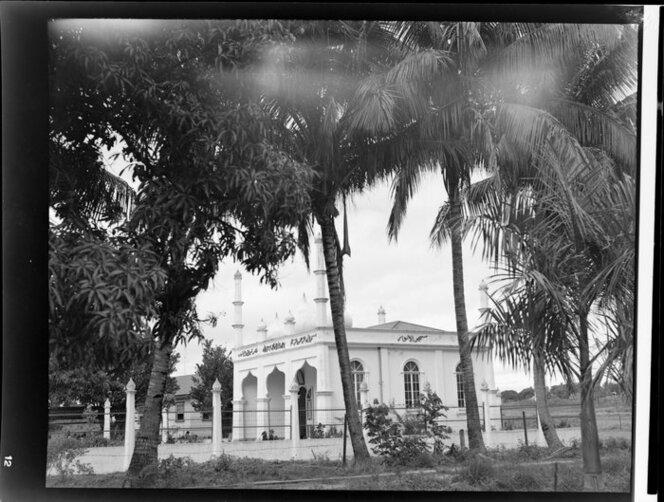 Mosque, Lautoka, Fiji