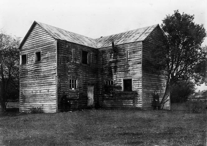 Blockhouse, Wallaceville, Upper Hutt