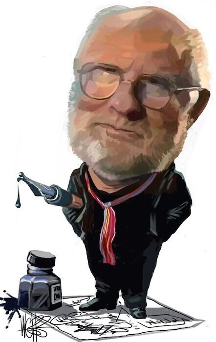 Webb, Murray, 1947- : Tom Scott [ca 31 October 2004]