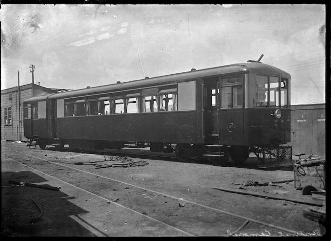 Sentinel-Cammell steam railcar, 1925