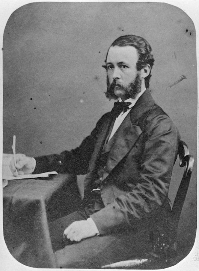 Francis Eastwood Campbell - Photographer unidentified