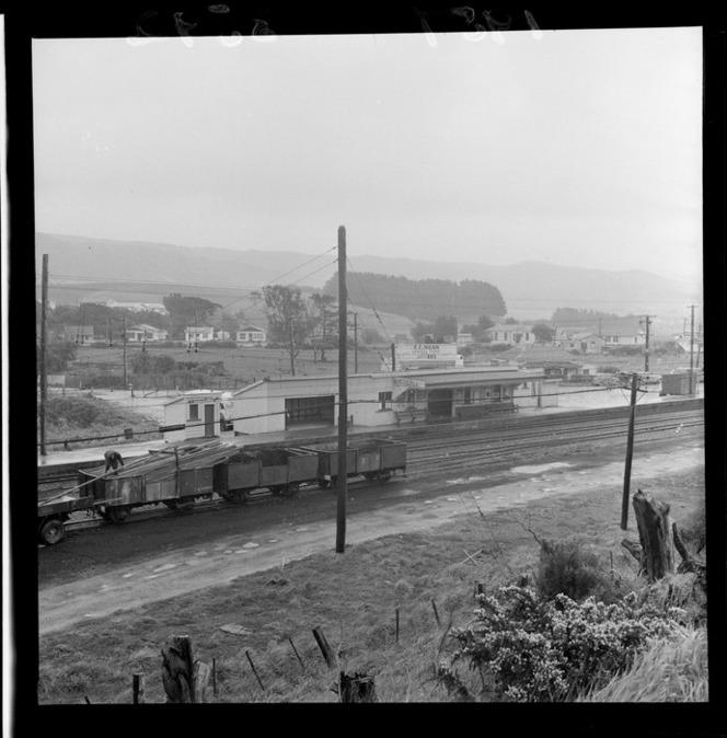 Porirua Railway Station