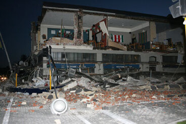 Image: More than 500 buildings damaged in Christchurch