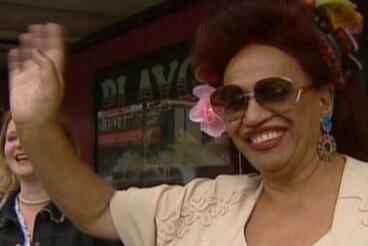Image: 'Queen of Queens' Carmen dies, aged 75