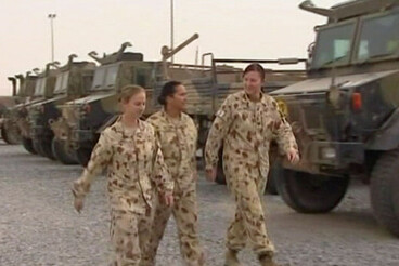 Image: Women's vital role in the NZDF