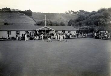 Image: Paritutu Bowling Club