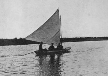 Image: Opening of the fishing season