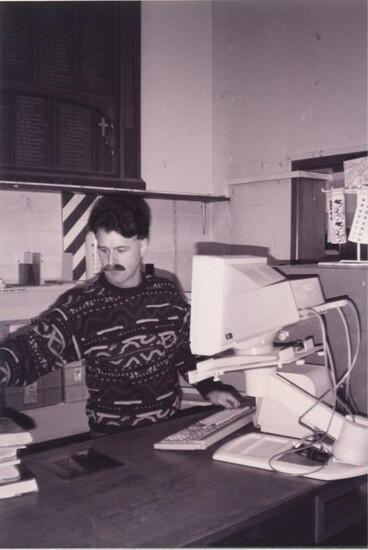 Image: 1996 Librarian