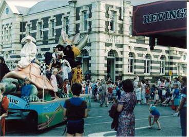 Image: Christmas Parade 1986