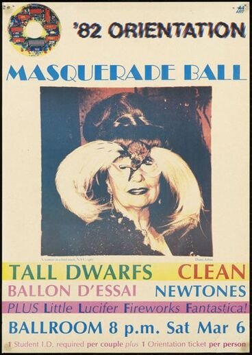 Image: '82 Orientation Masquerade Ball
