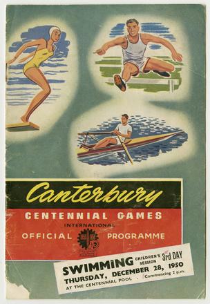 Image: Canterbury Centennial Games