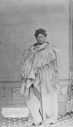 Image: Renata Te Koroa, Ngati Paoa (Waiheke).